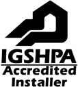 International Ground Source Heat Pump Association logo