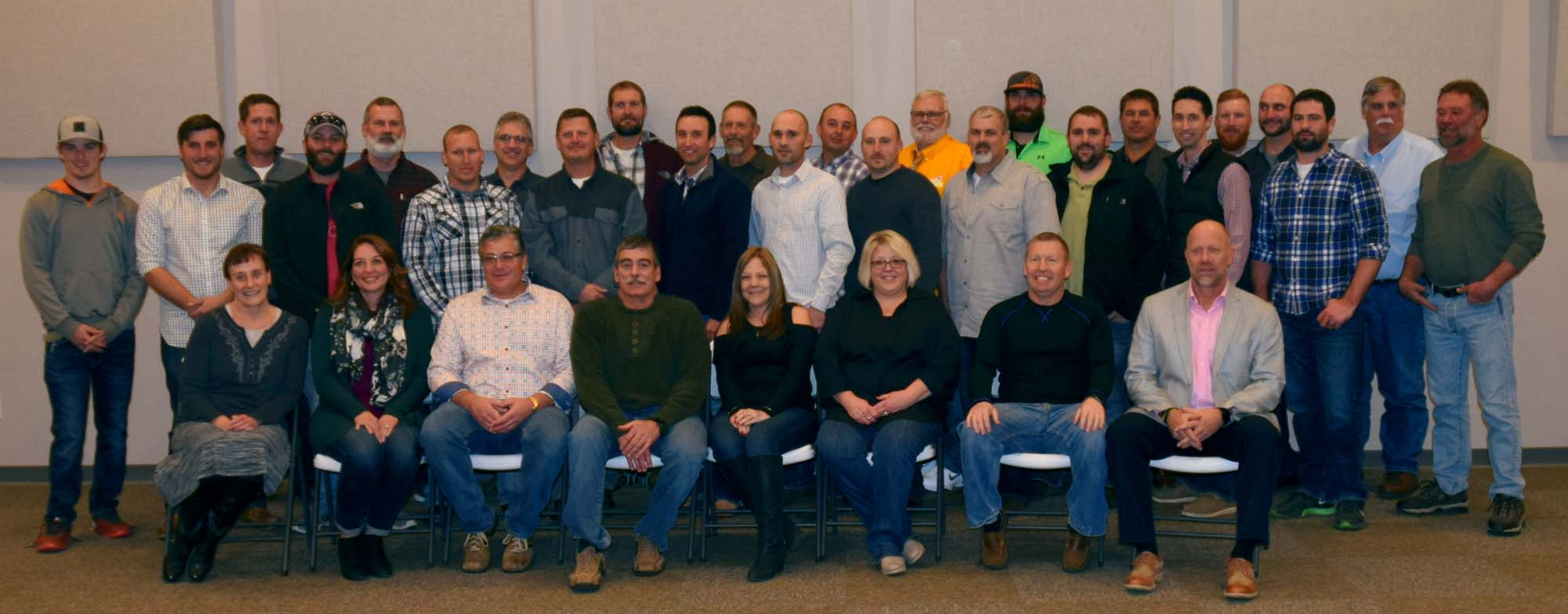 The TCI Companies Team