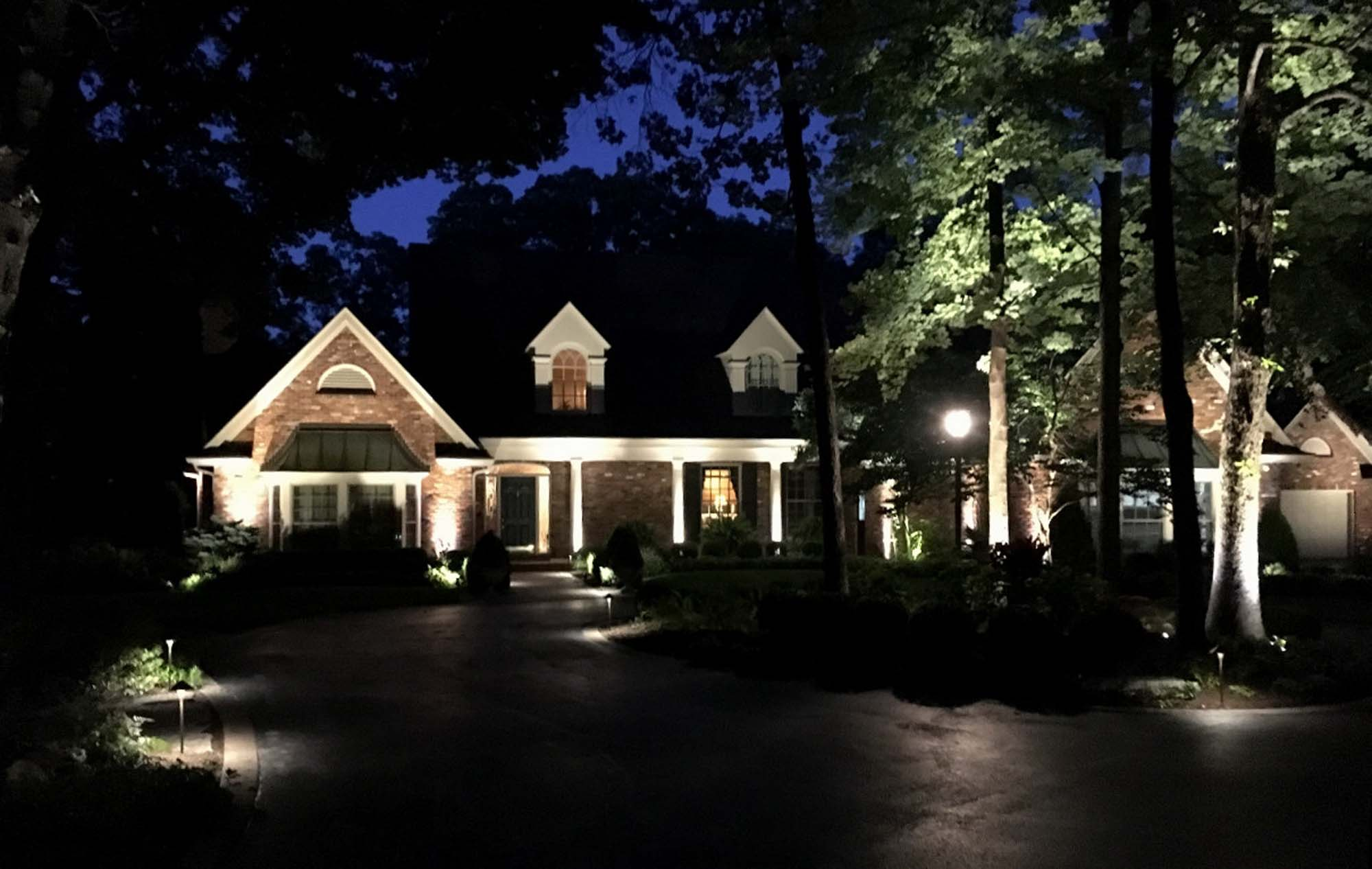 Landscape Lighting Bloomington Amp Goodfield Il Tri County