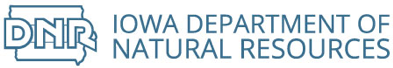 Iowa Department of Natural Resources Logo