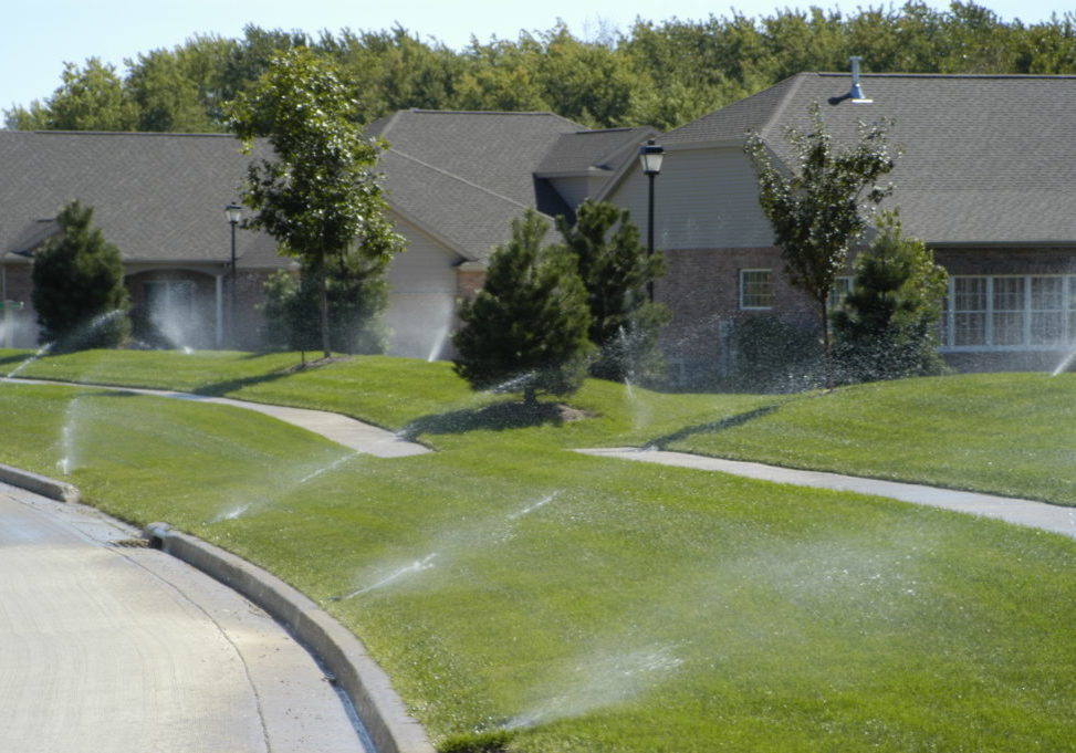 Irrigation Services & sprinkler systems